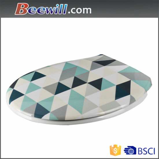 self closing toilet seat lid. 2016 Europe Bathroom Soft Close Toilet Seat Lid Cover China