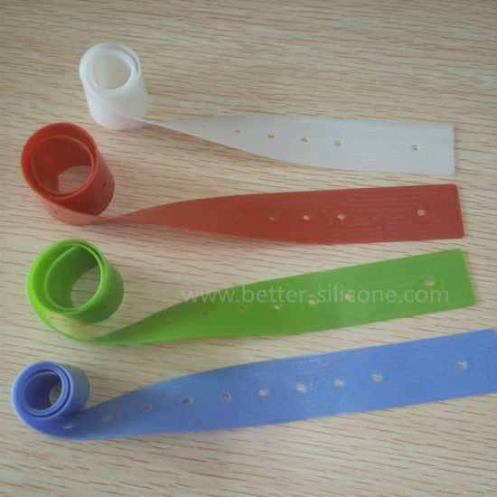 Customized Disposable Medical Silicone Tourniquet pictures & photos