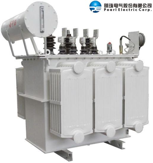 Power Transformer Three-Phase on-Load Power Transformer