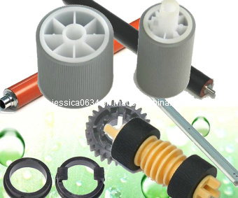 Upper Fuser Roller, Upper Finger Lower Pressure Roller, Fuser Gear Paper Feed Roller