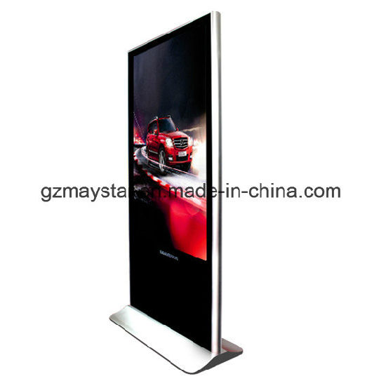 55 Inch Full HD Floor Stand Kiosk Inflatable Photo Booth pictures & photos