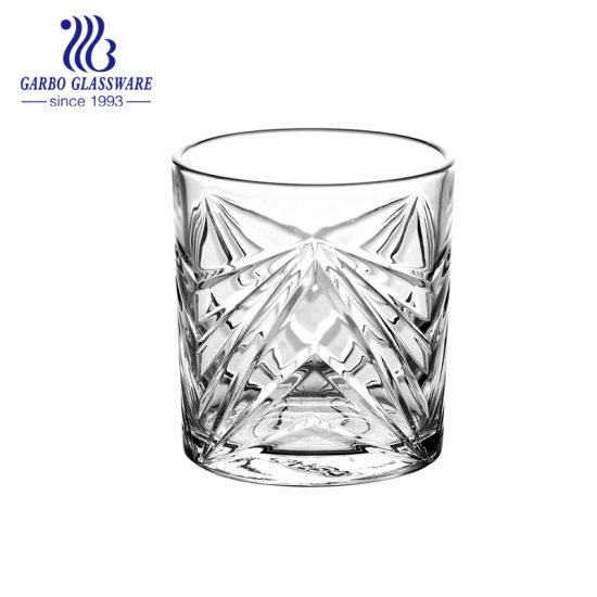 11oz New Arrival Engraved Glass Juice Cup for Wholesale (GB040911WL) pictures & photos