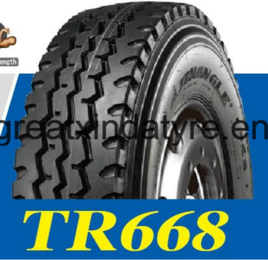 Triangle Brand Truck Tyre 315/80r22.5