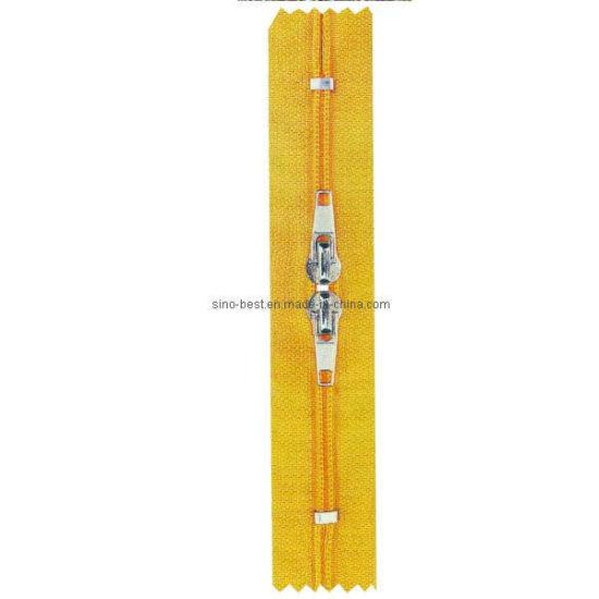 Custom Nylon Zipper (#5 two slider closed end)