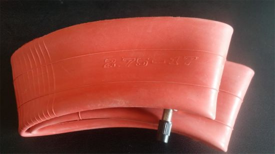 Tr4 Valve Motorcycle Inner Tube (2.75-17)