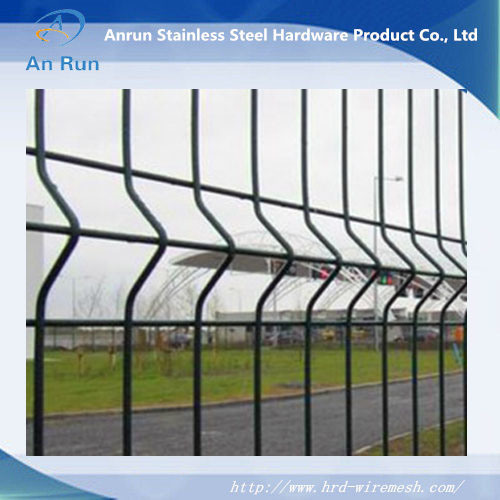 Frame Welded Wire Mesh Fence pictures & photos