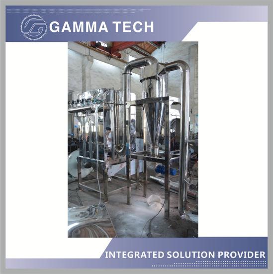 China Stainless Steel Salt Mill Grinder Salt Pulverizer Machine /Suger Grinding Machine/Salt Grinding Machine.
