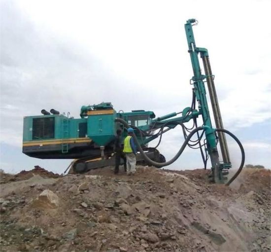Drilling Rig for Blasting Hole pictures & photos