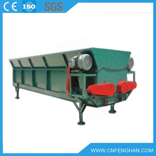 MB-Z700 10-12t/H Large Size Wood Skin Peeling Machine for Wood pictures & photos