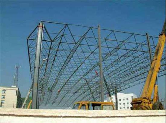 Steel Structure Workshop/Steel Building (SSW-616)