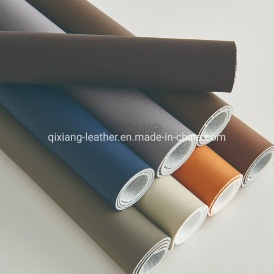 Vinyl Leather Car Seat Artificial PU PVC Leather for Furniture and Bags