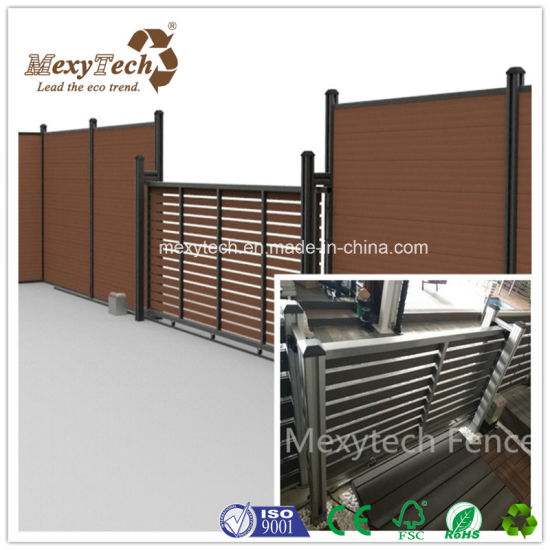 Aluminium Electric Driveway Sliding Gate for Garden pictures & photos