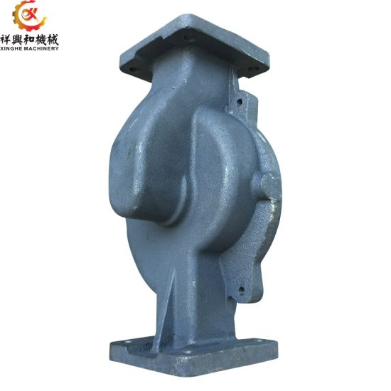 Factory Customized ISO 9001 Casting Iron Pump Parts Sand Casting