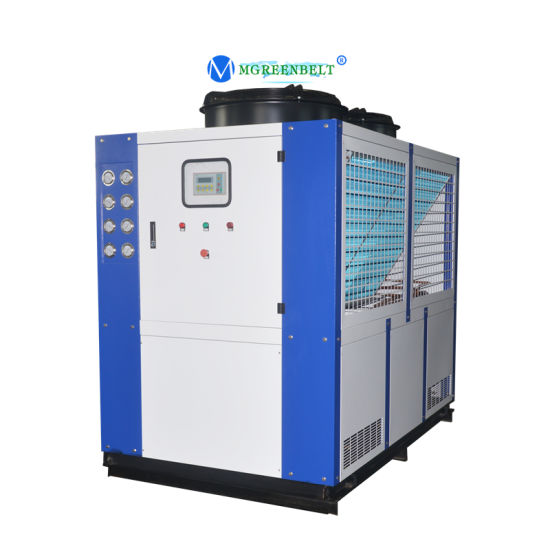 Air Cooled Plastic Injection Molding Industrial Water Chiller