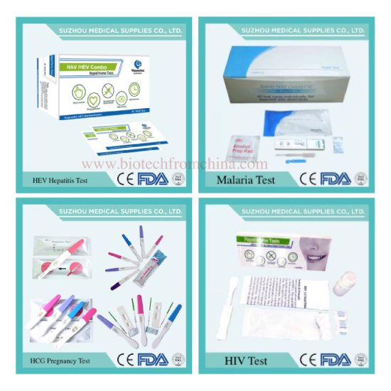 Medical Equipment for HIV, Pregnancy, Hepatitis, Malaria, Tb, Gonorrhea Testing pictures & photos