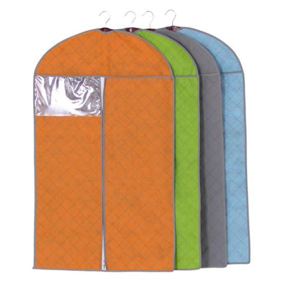 Hot Selling Custom Waterproof Polyester Foldable Eco Garment Bag