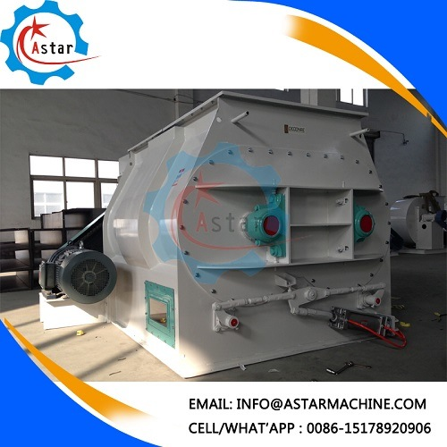 500kg Per Batch Poultry Feed Mixer for Sale pictures & photos