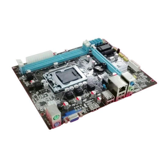 Hot Sale! H61-1155 Motherboard for Desktop Computer Accessories pictures & photos