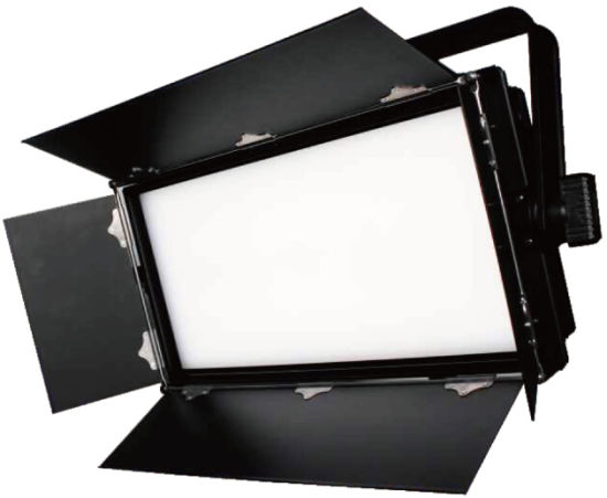 200W LED Panel Soft Light Stage Lighting for Studios, Filming, Videos High CRI