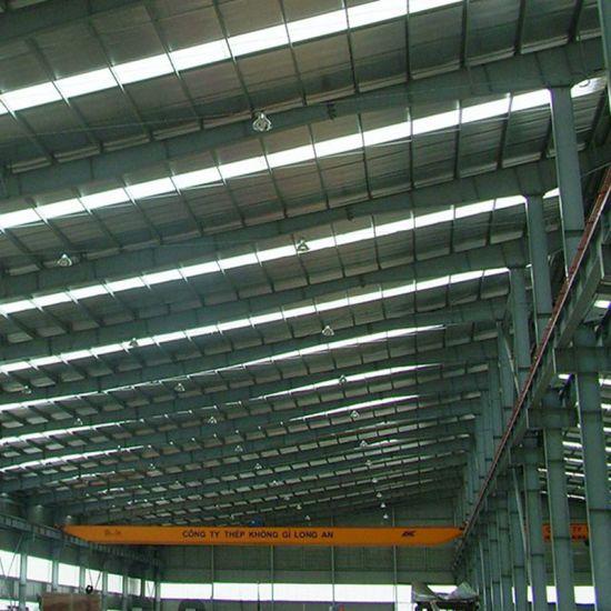Wiskind Industrial Field Steel Structure Workshop Buildings