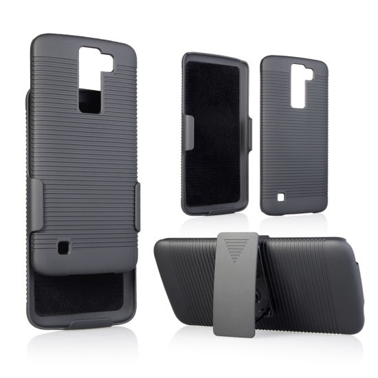 Factory Price for Newest Arrival Plastic PC Mobile Phone Case for LG K8
