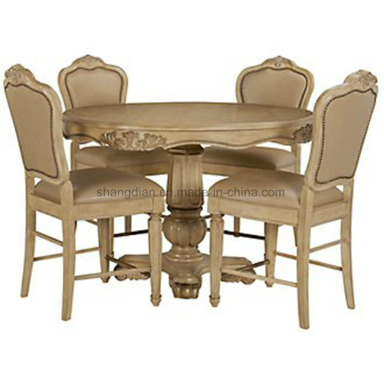 Classic Dining Room Furniture Sets for Sale (SR-08) pictures & photos