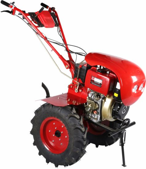 178FA 9HP Diesel Electric Start Rotary Cultivator