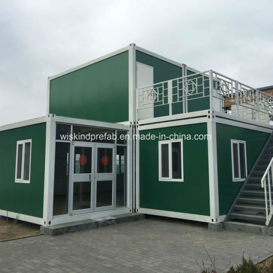 281976a906cb China Customized Well Made 20FT 40FT Container House - China ...