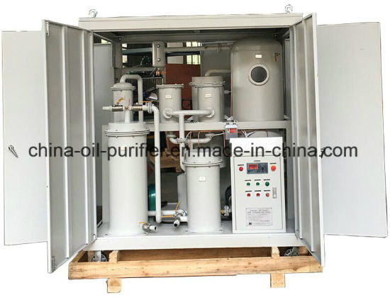 Lubricating Oil Purification Plant, Gear Oil Filtration Machine