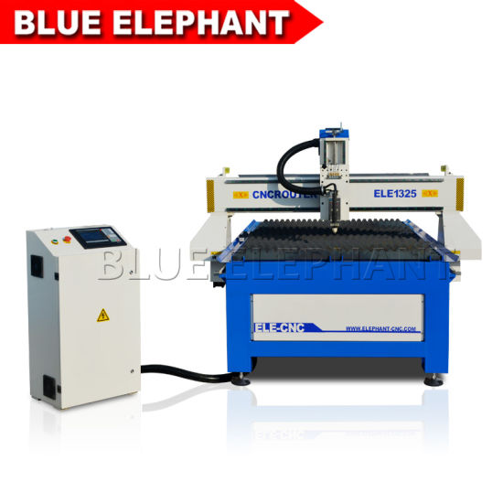 Cheap Price CNC Plasma Cutter Machine 1325 China Plasma Cutting Machine pictures & photos