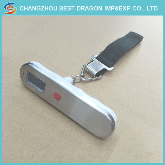 ee512f32eb72 China Stainless Steel Electronic Mini Digital Portable Travel 50 Kg ...