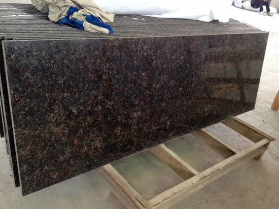 Imported Natural Granite Tan Brown pictures & photos