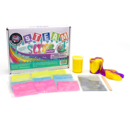 Slime Factory DIY Colorful Slime Making Kit for 8+ pictures & photos