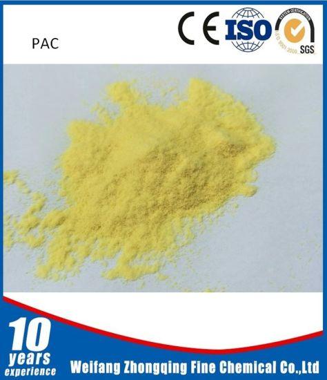Polyaluminium Chloride PAC 28% as Industrial Water Treatment Chemical