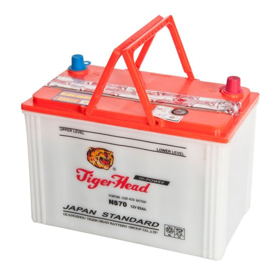 12v65ah Ns70 Long Duration Car Battery