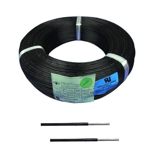 China UL 10393 PTFE Teflon Insulated Wire - China Teflon Wire ...