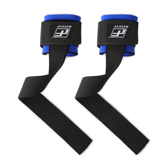 Big Grip No-Slip Weight Lifting Straps