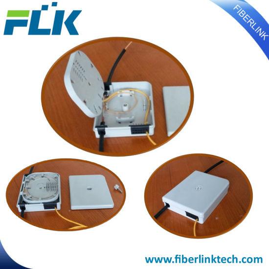 12/Fiber/Cores Indoor Fiber Optic Floor Terminal/Termination Box for Riser Cable