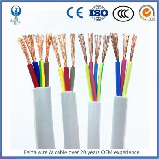 VDE Standard Rubber Cable Manufacturer H05rr-F 5*2.5mm2 Electrical Cable and Wire Ecuador UAE pictures & photos