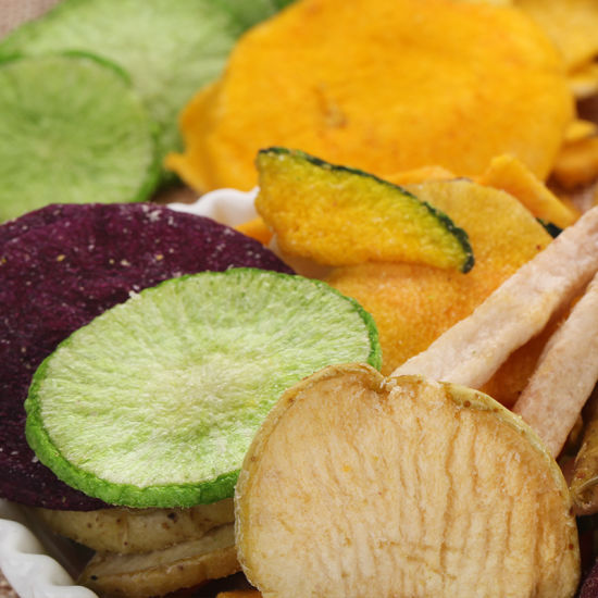 Vf Fruit and Vegetable Crisp Snacks