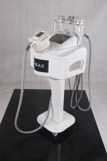 Ultrasound Cavitation RF Vacuum Beauty Machine for Slimming Mslus02 pictures & photos