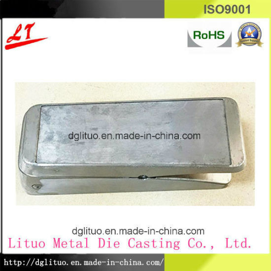 Hot Sale Aluminum Die Casting Pedals for Auto /Motor /Machinery pictures & photos