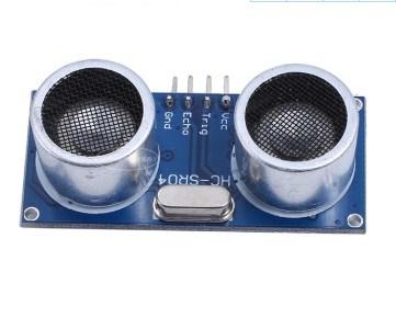 Fbhc-Sr04 Ultrasonic Sensor Module Distance Measuring Transducer Sensor Hc-Sr04