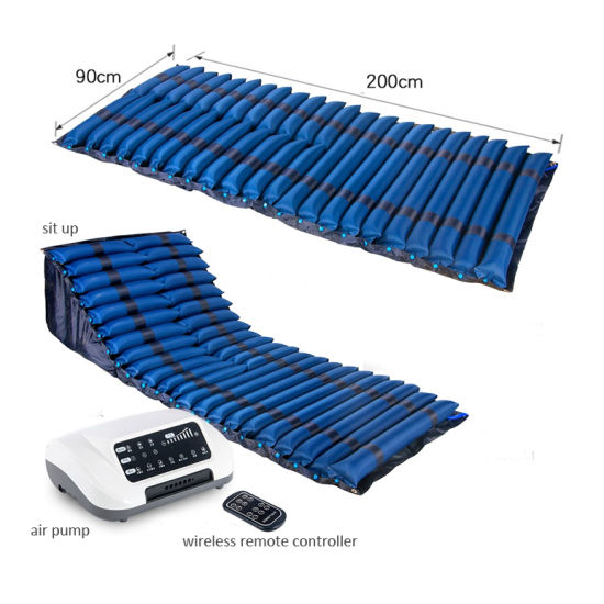 High End Medical Pressure Relieving Alternating Air Mattress