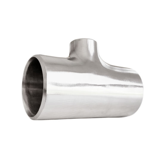 ASTM Stainless Steel Pipes and Accessories Reducing Tee Sanitary Fitting