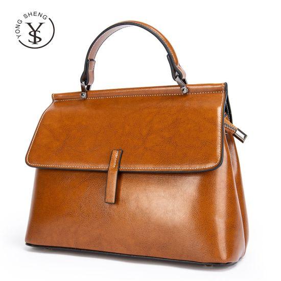Bolsos De Mujer Cowhide Leather Ladies Tote Bags Luxury Crossbody Handbags for Women
