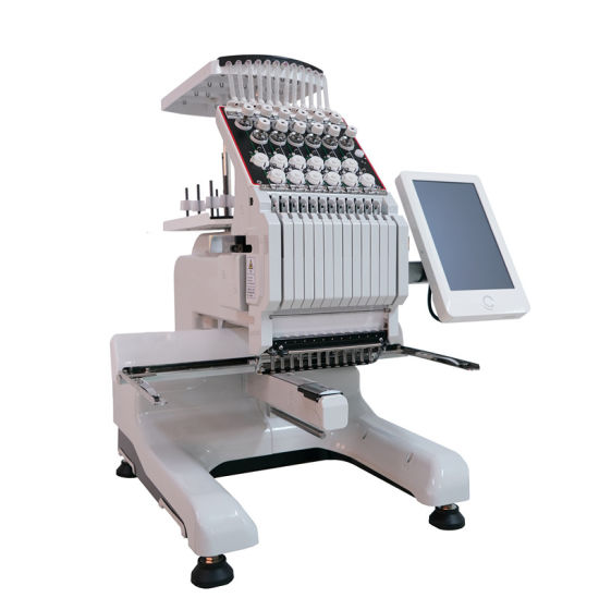 Hot Selling USA One Head Sequin Cording Embroidery Machine Best Price Made in China with Factory