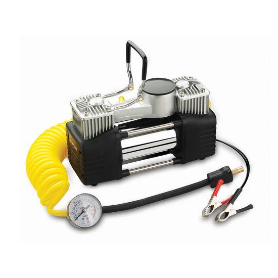 12V DC Motor Car Tire Inflator Pump Air Compressor
