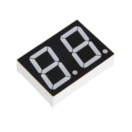 "0.43"" Double Digit LED Seven Segment Display pictures & photos"