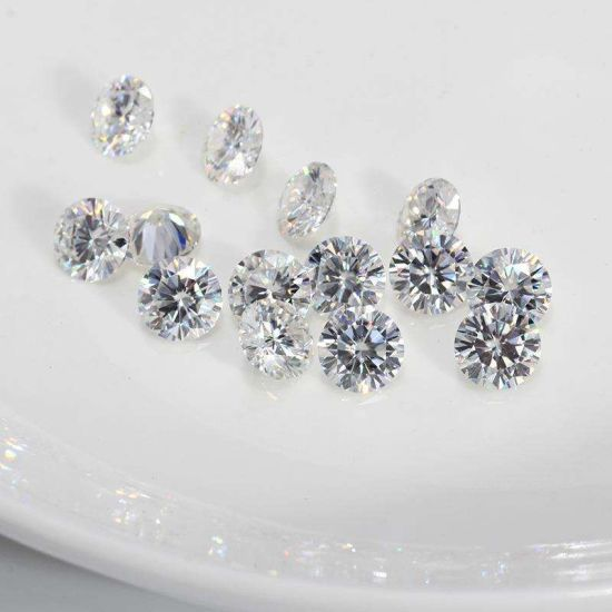 1.25mm 5A 1000PCS White Aaaaa Cubic Zirconia Stones pictures & photos